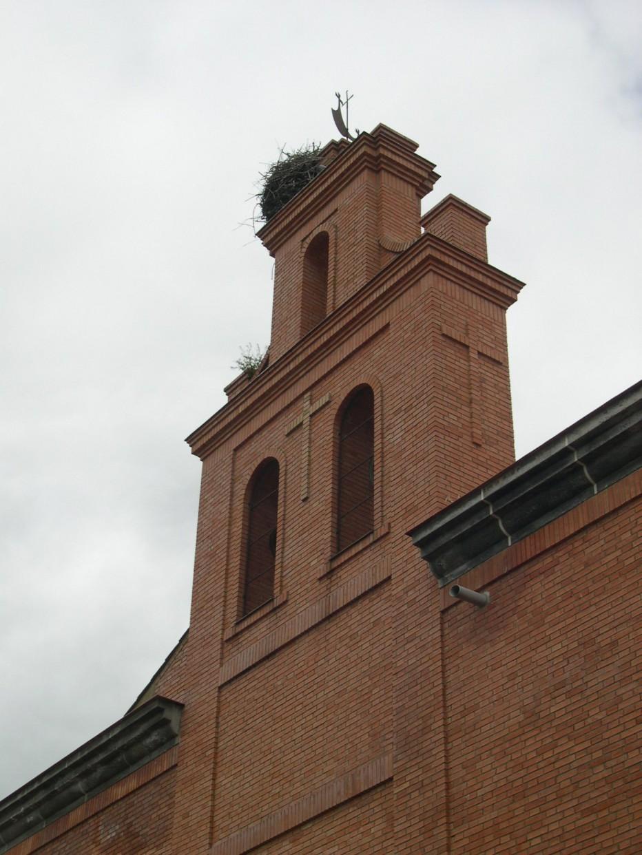 Convento de las Carmelitas descalzas.