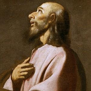 San Lucas como pintor Francisco de Zurbaran