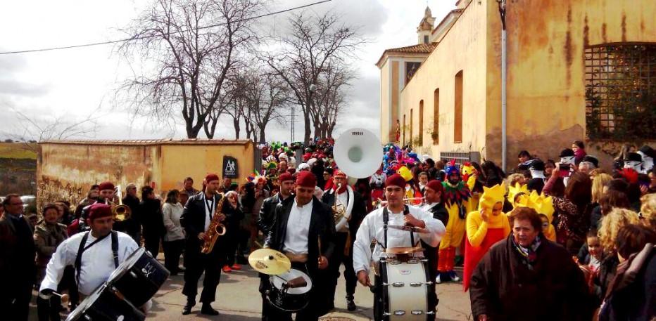 Carnaval de FUENTE DE CANTOS 2015