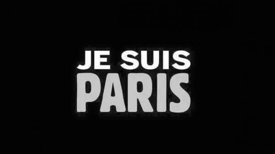 Minuto de silencio por los Fallecidos en el atentado de PARÍS.