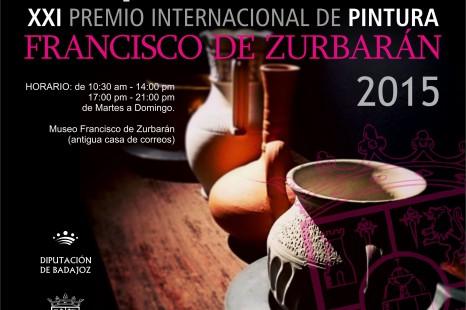Entrega de Premios de Pintura Francisco de Zurbarán 30 Diciembre