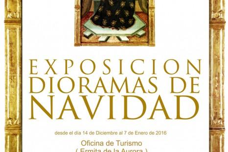Exposición de Dioramas de Navidad