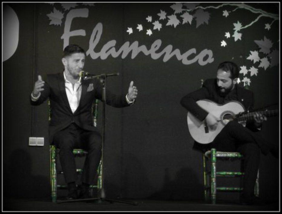 Cierre del Otoño Flamenco en Fuente de Cantos