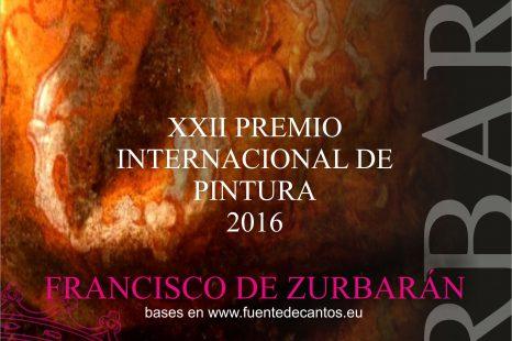 XXII PREMIO INTERNACIONAL DE PINTURA FRANCISCO DE ZURBARÁN