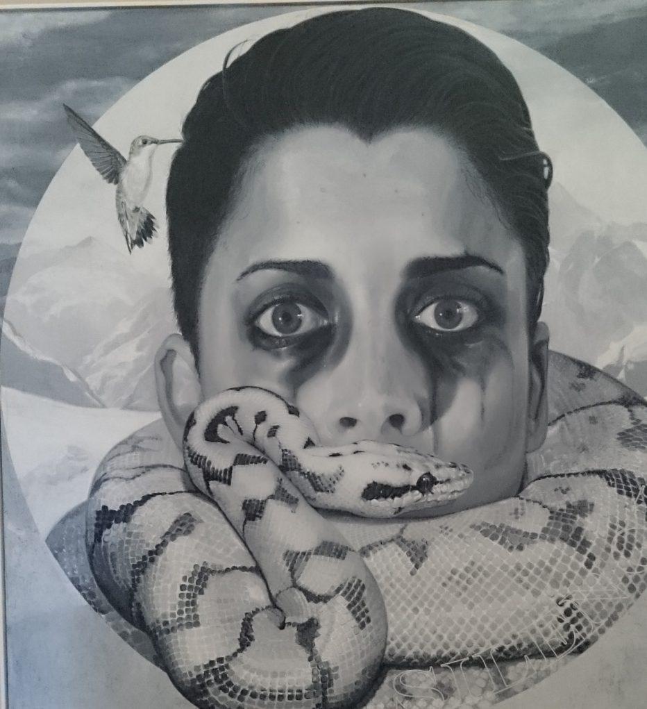 Veronica Bueno gana el XXII Premio Internacional de Pintura Francisco de Zurbarán.