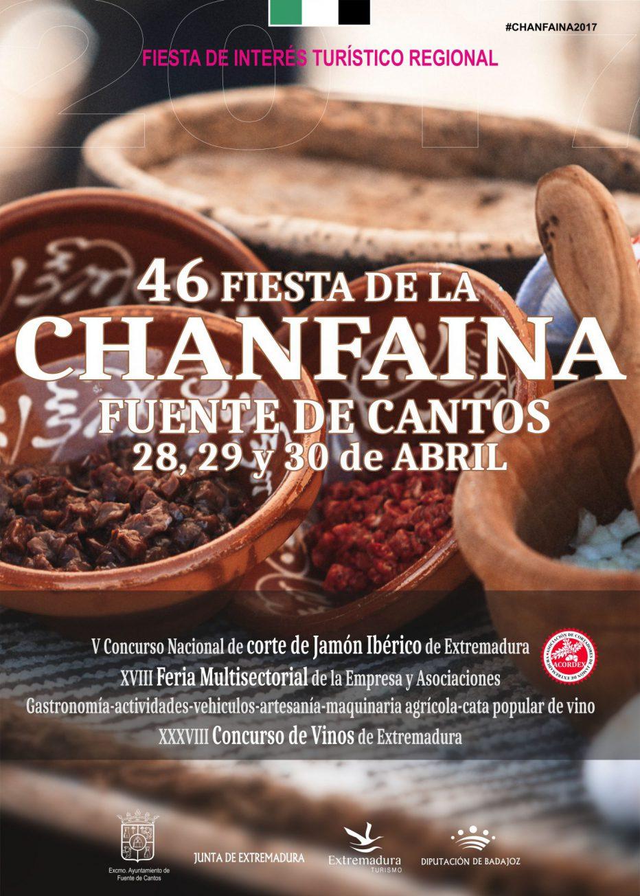 Inauguración Fiesta de la Chanfaina