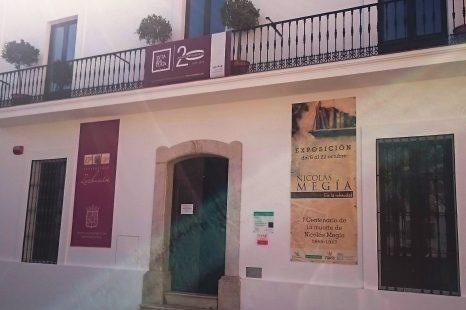 Exposición y Jornadas Históricas. Nicolás Megía