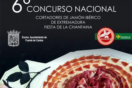 6º Concurso de Corte de Jamón Fiesta de la Chanfaina