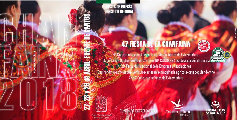 Fiesta de la Chanfaina 2018 – PROGRAMACIÓN