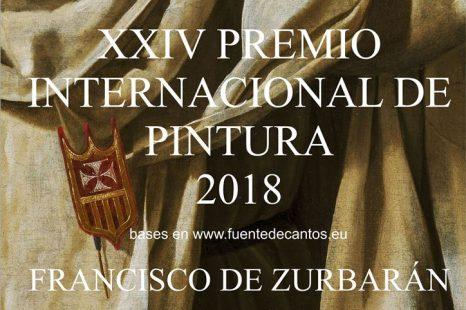 Premio Internacional de Pintura Francisco de ZURBARÁN