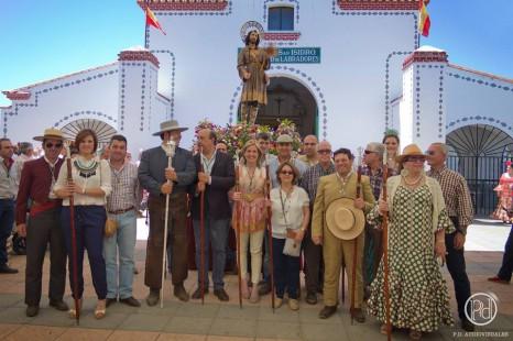 Y dio comienzo nuestra Romería de San Isidro Labrador. 2015