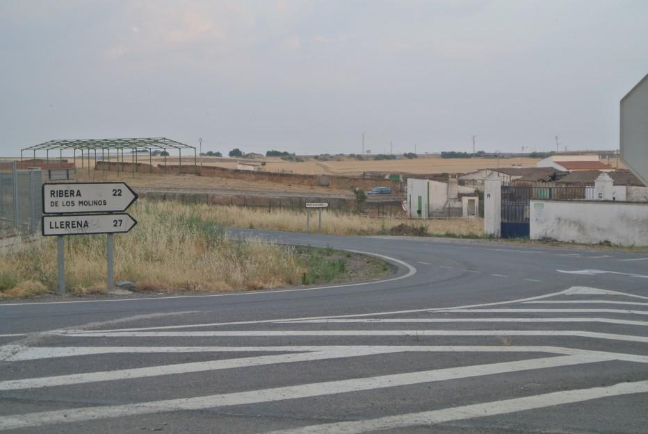 Comienzan las obras del III plan de carreteras financiado por la Diputación de Badajoz