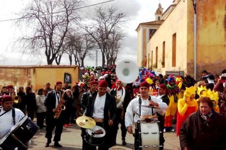 Carnaval de Fuente de Cantos