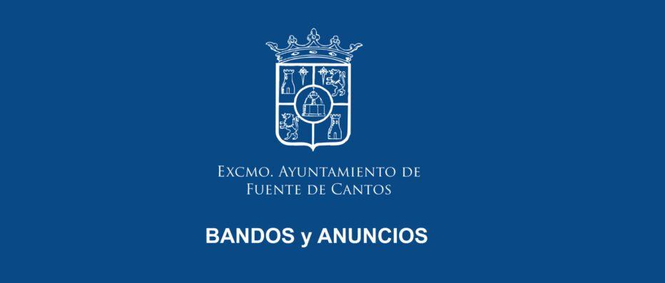 ANUNCIO. Lista de Aprobados Selección Trabajador/a Social