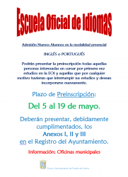 Escuela Oficial de Idioma