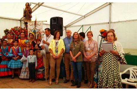 Celebración de la Misa a San Isidro Labrador patrón de los labradores.