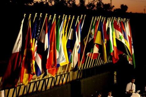 Festival Folclórico Internacional de Verano.