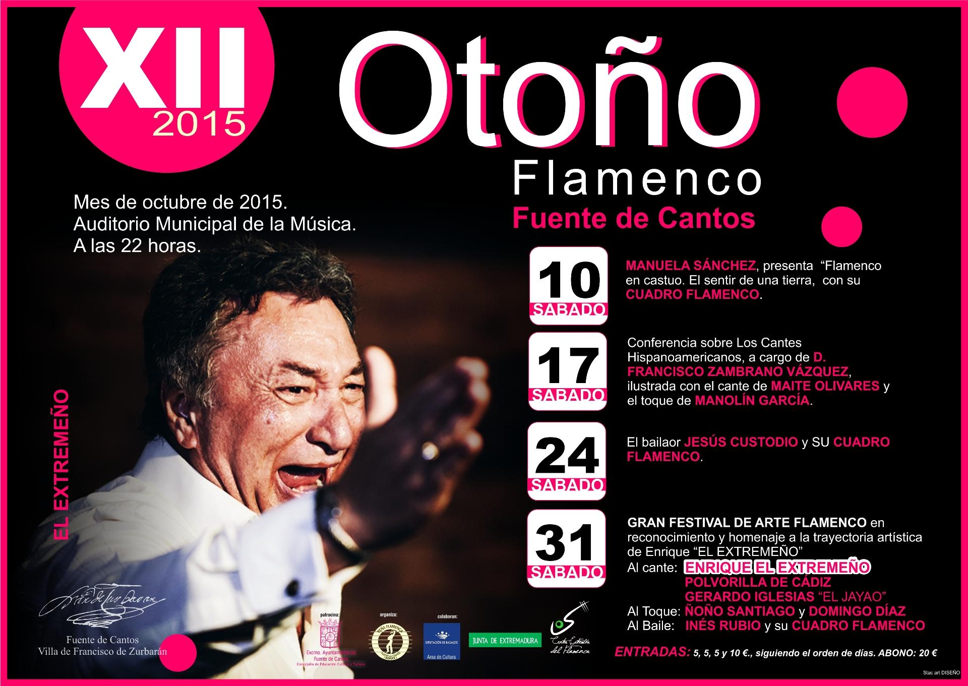 cartel Otoño Flamenco – copia
