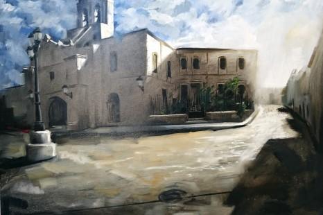 XVII Concurso Nacional de Pintura Rápida Nicolás Megía