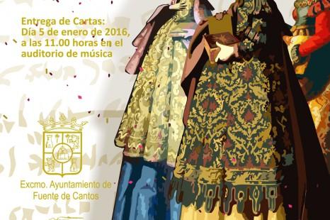 Cabalgata de los Reyes Magos – 5 de Enero