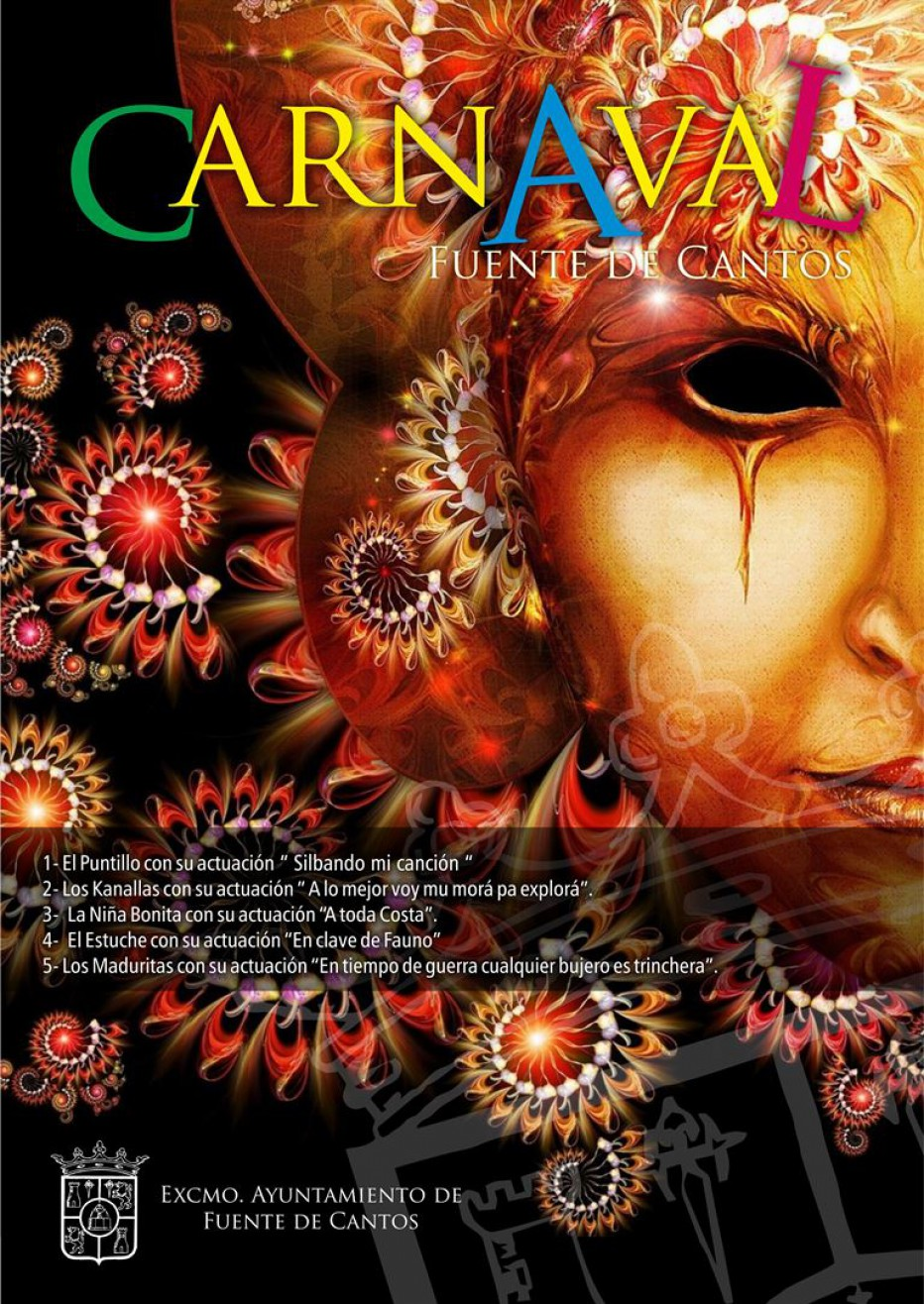 Carnaval de Fuente de Cantos 2016