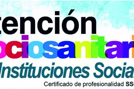 Curso Gratuito: Atención sociosanitaria a personas dependientes en instituciones sociales