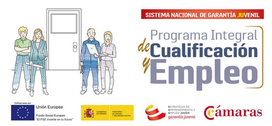 Programa integral de Cualificación y Empleo