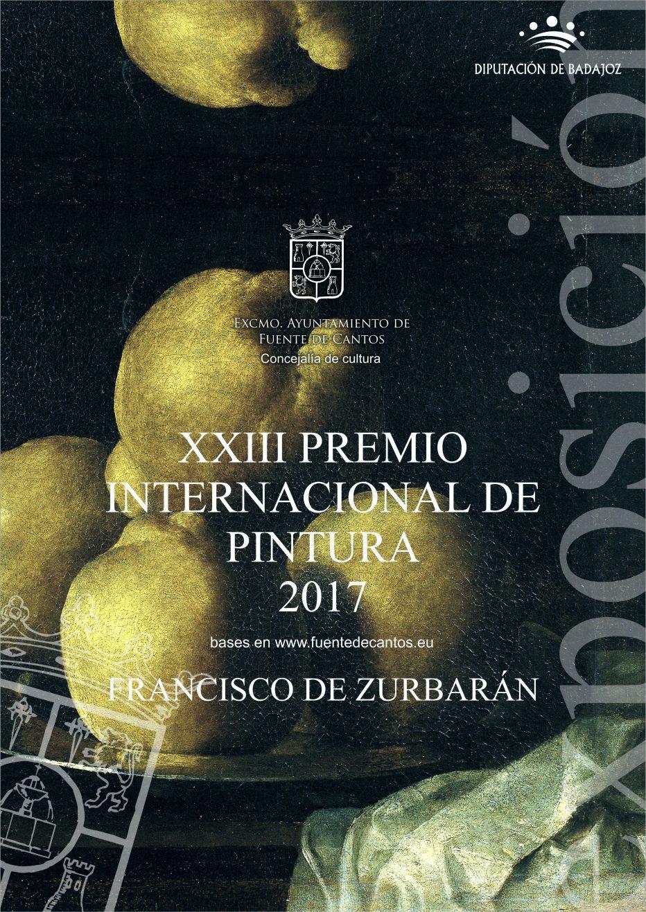 XXIII PREMIO INTERNACIONAL DE PINTURA FRANCISCO DE ZURBARÁN