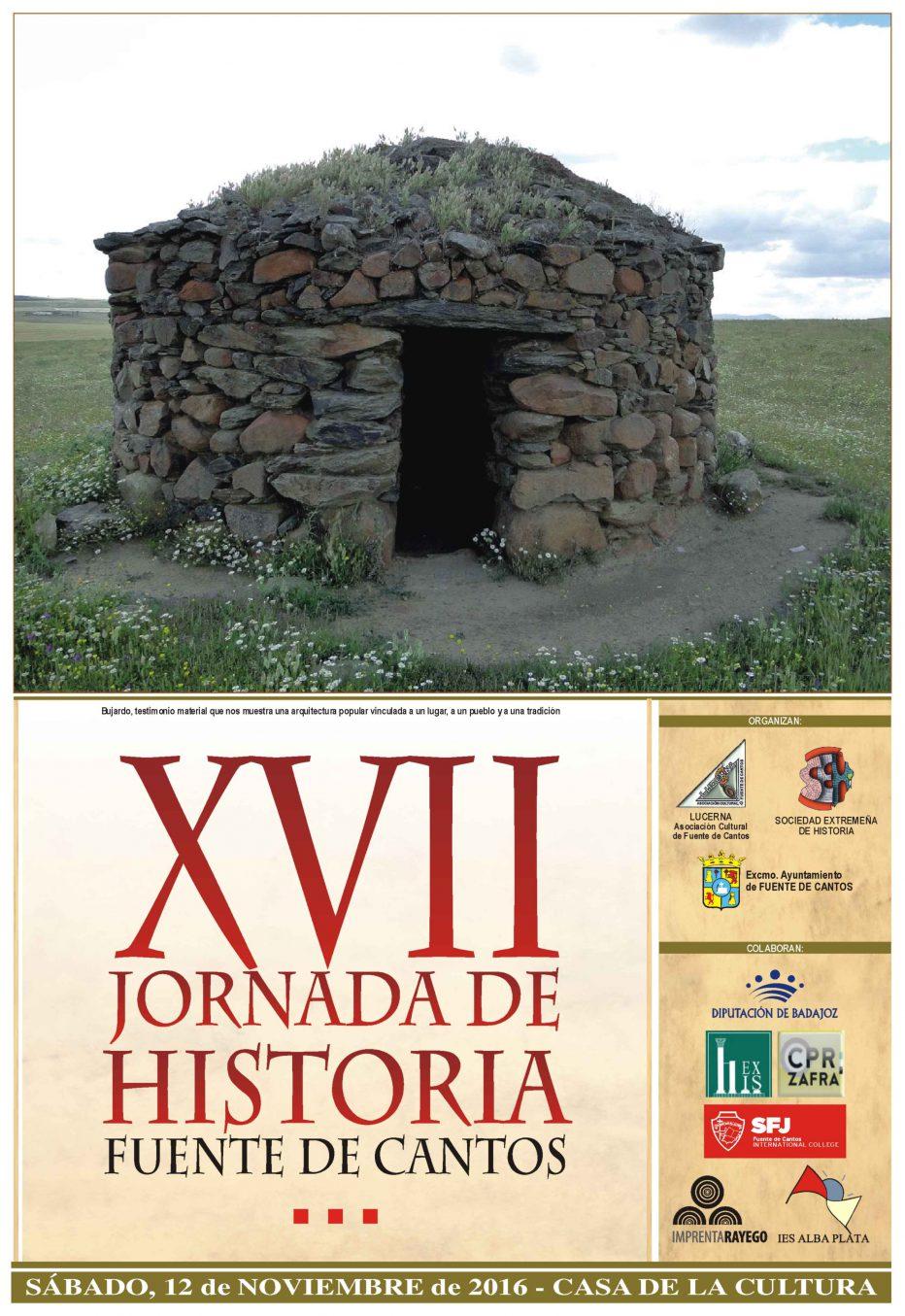 XVII Jornada de Historia en Fuente de Cantos