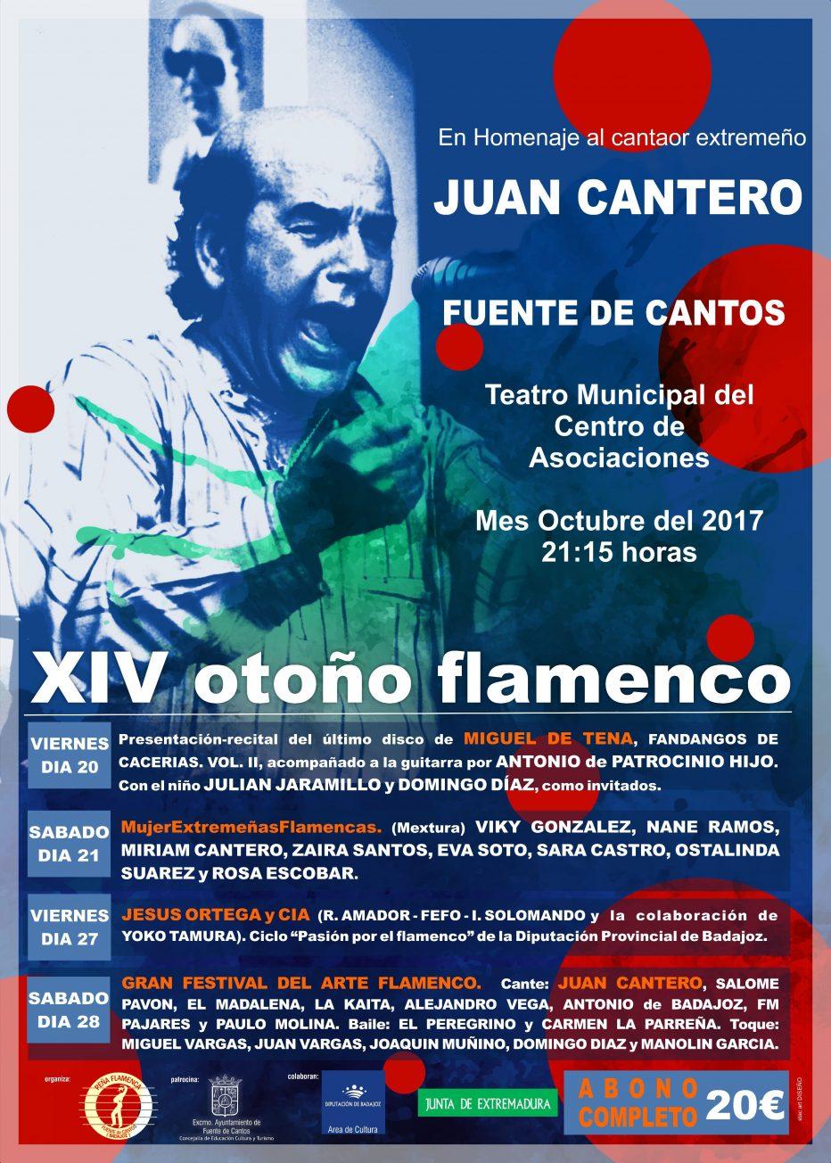 Otoño Flamenco 2017