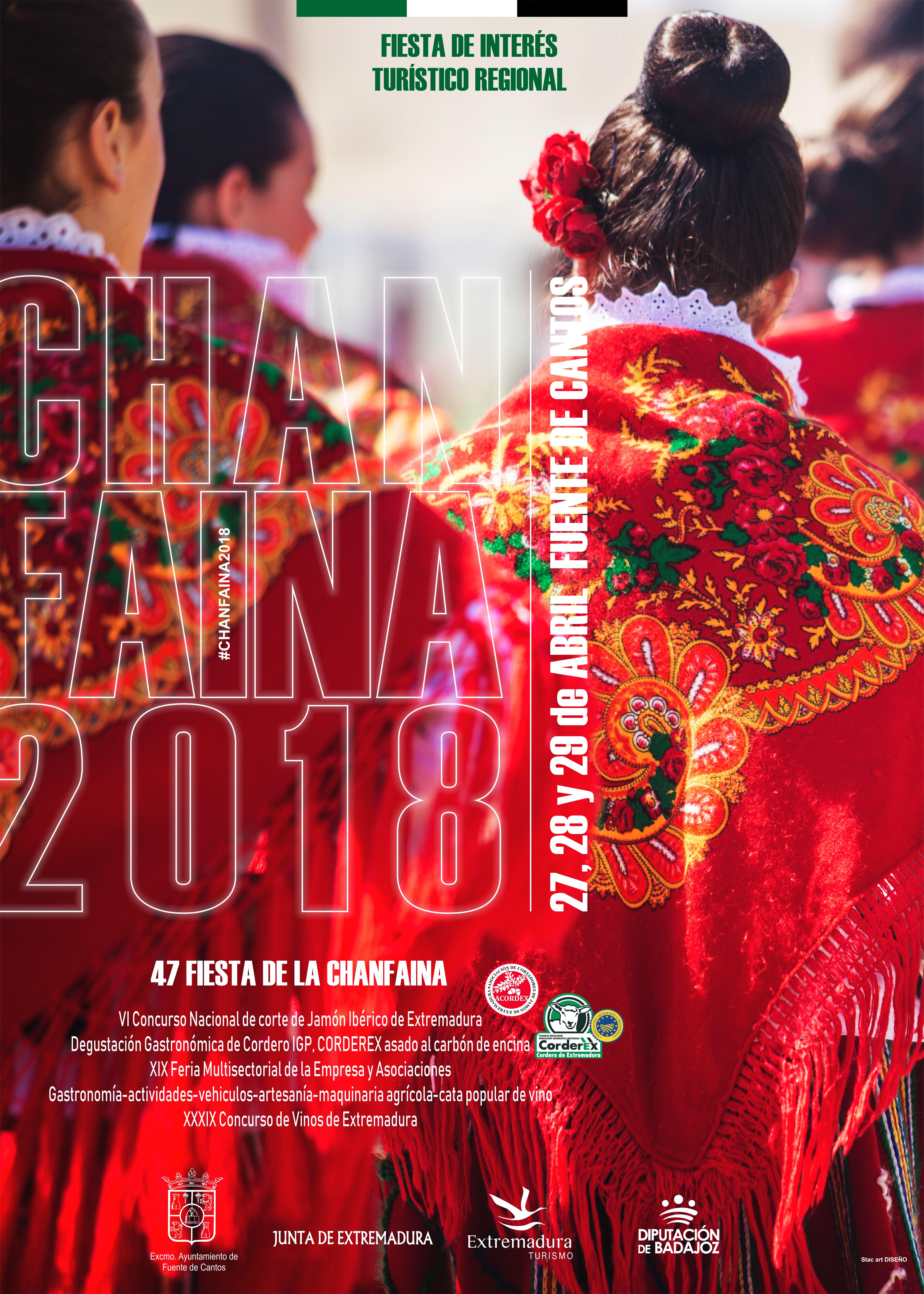 Cartel Fiesta de la Chanfaina