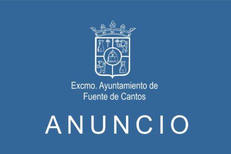 LISTA DEFINITIVA DE ASPIRANTES ADMITIDOS Y EXCLUIDOS PARA PARTICIPAR EN EL PROCESO DE SELECCIÓN PARA LA CONTRATACIÓN CON CARÁCTER TEMPORAL Y A TIEMPO PARCIAL, DE UN/A PROFESOR/A DE MÚSICA EN LA ESPECIALIDAD DE PIANO, CON DESTINO A LA ESCUELA MUNICIPAL DE MÚSICA DEL AYUNTAMIENTO DE FUENTE DE CANTOS