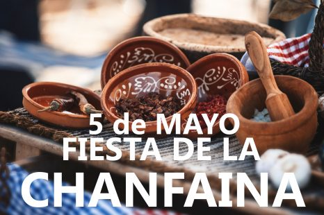 Inscripciones de Peñas y Comercios Fiesta de la Chanfaina