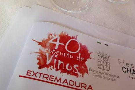 PREMIOS 40 Edición Concurso de Vinos de Extremadura. Fiesta de la #CHANFAINA2019