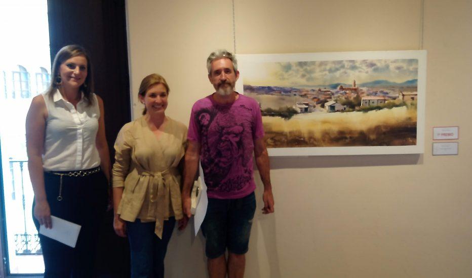 FALLO Concurso Nicolás Megía – Pintura Rápida