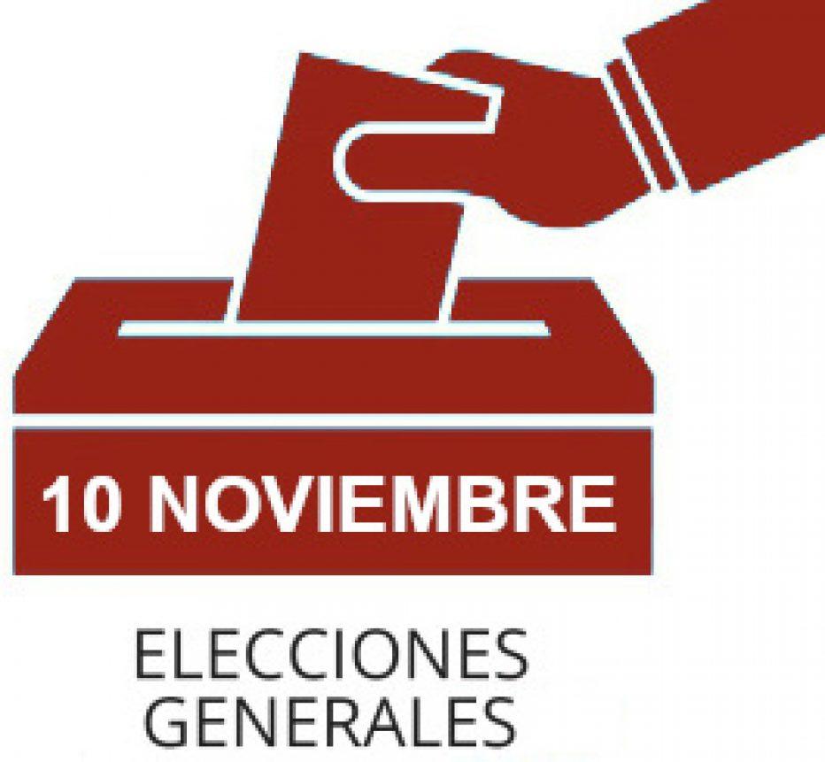 RELACION DE LOCALESPARA LAS PROXIMAS ELECCIONES GENERALES