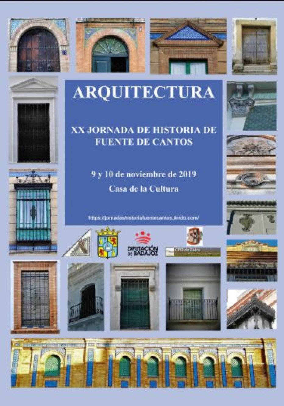 XX JORNADA DE HISTORIA DE FUENTE DE CANTOS
