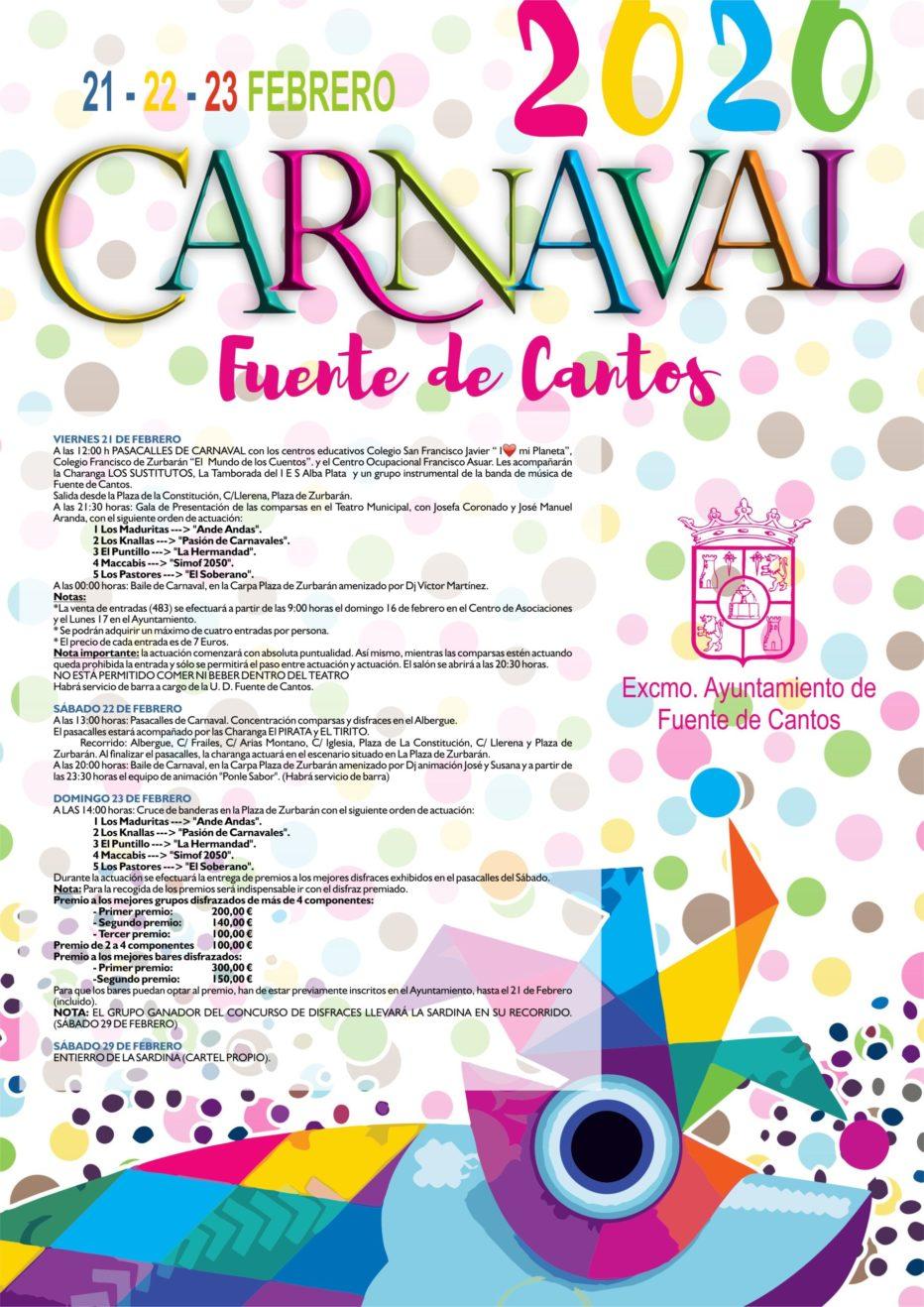 Programa de Carnaval 2020