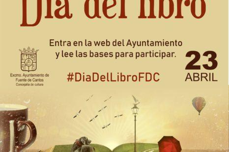 Concurso Día del Libro. #DiaDelLibroFdC