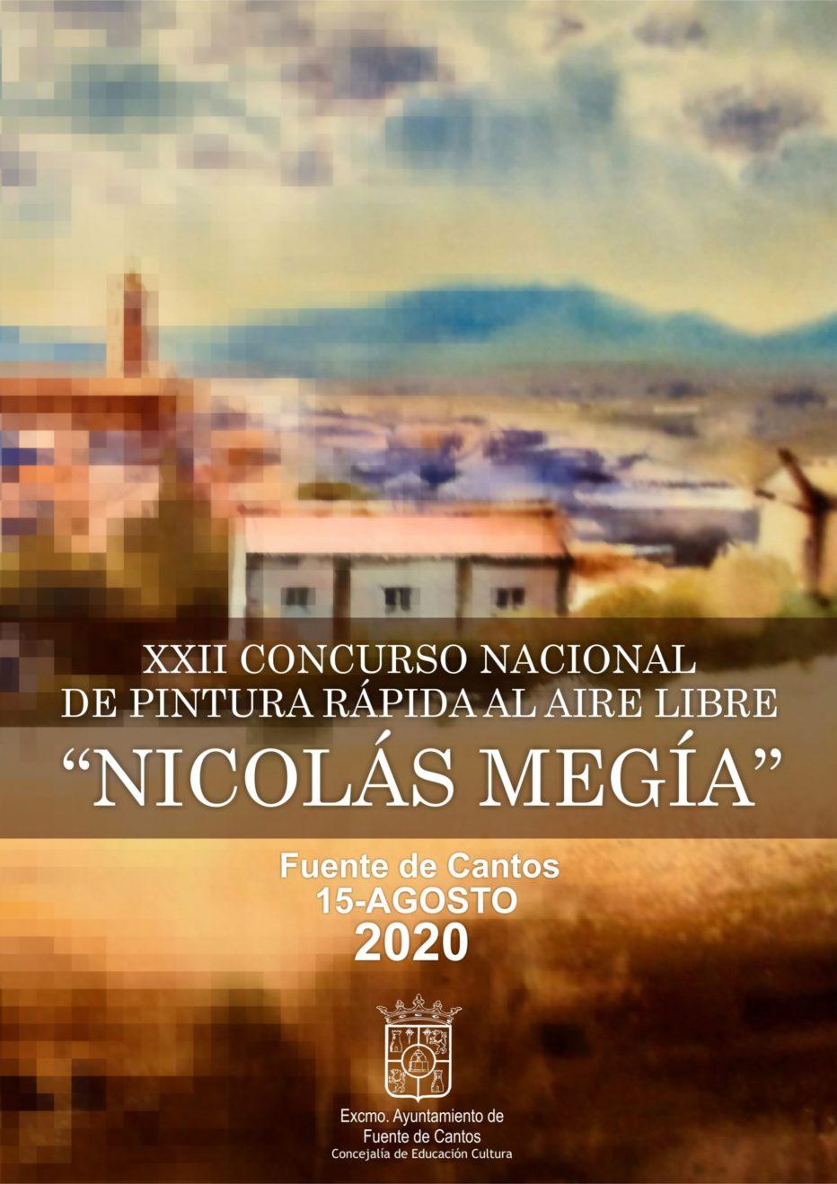 """XXII Concurso de Pintura Rápida """"Nicolás Megía"""""""