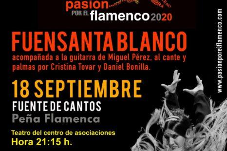 El Otoño Flamenco se traslada al Auditorio del centro de asociaciones