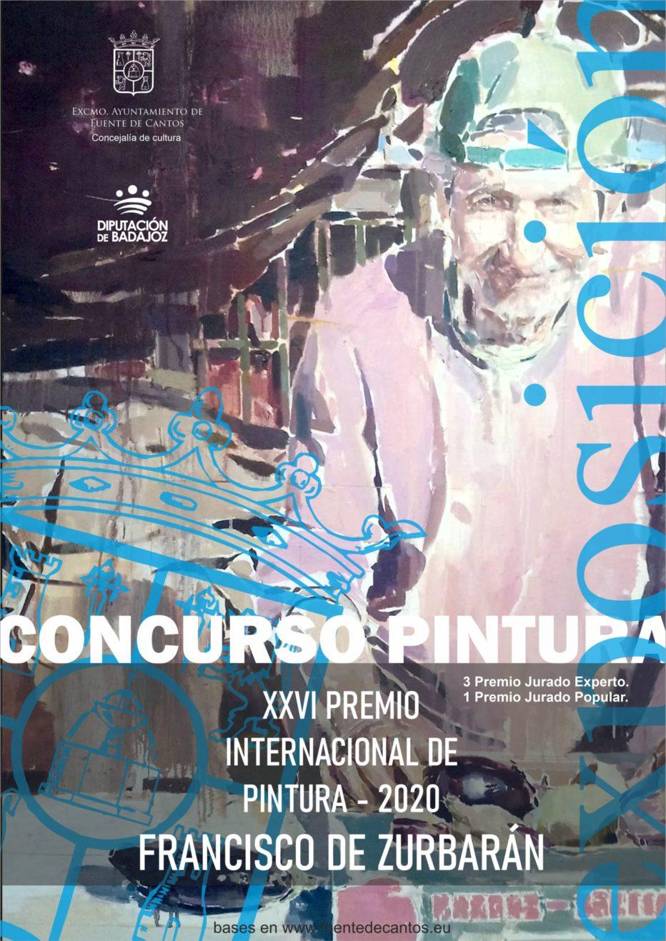 XXVI PREMIO INTERNACIONAL DE PINTURA FRANCISCO DE ZURBARÁN