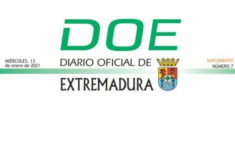 Nuevas Medidas COVID19 – Extremadura