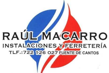 INSTALACIONES Y SERVICIOS RAÚL MACARRO