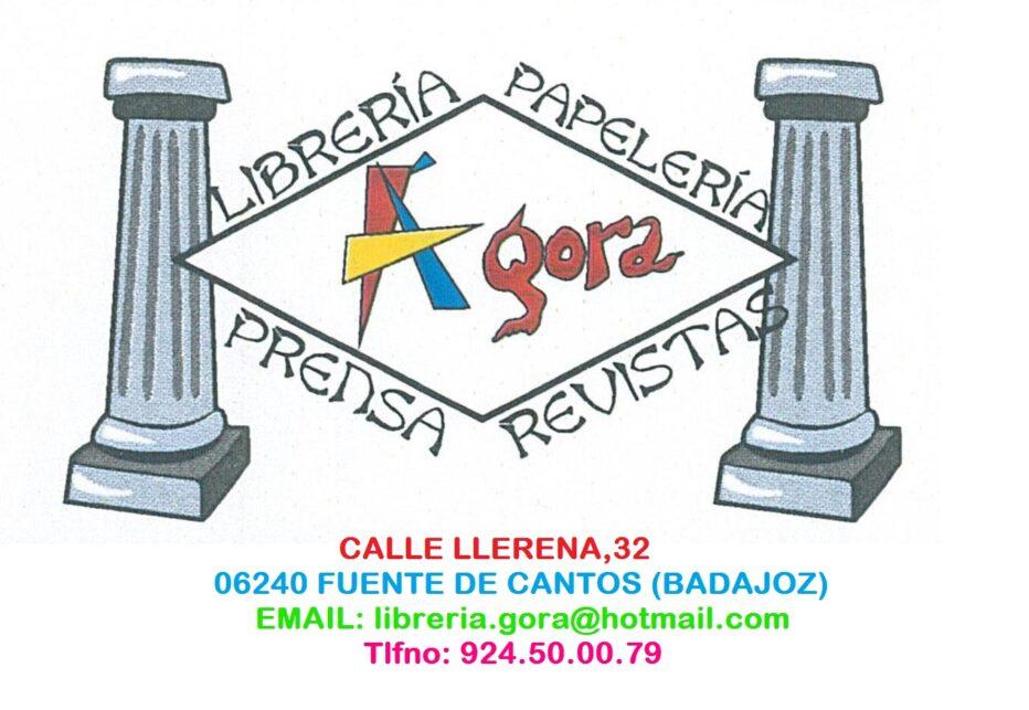 LIBRERIA-PAPELERIA ÀGORA