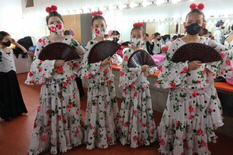 Enhorabuena a Salva Calderón y su grupo de Flamenco Revuelo de Volantes