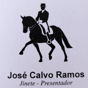 Jinete y Presentador José Calvo Ramos