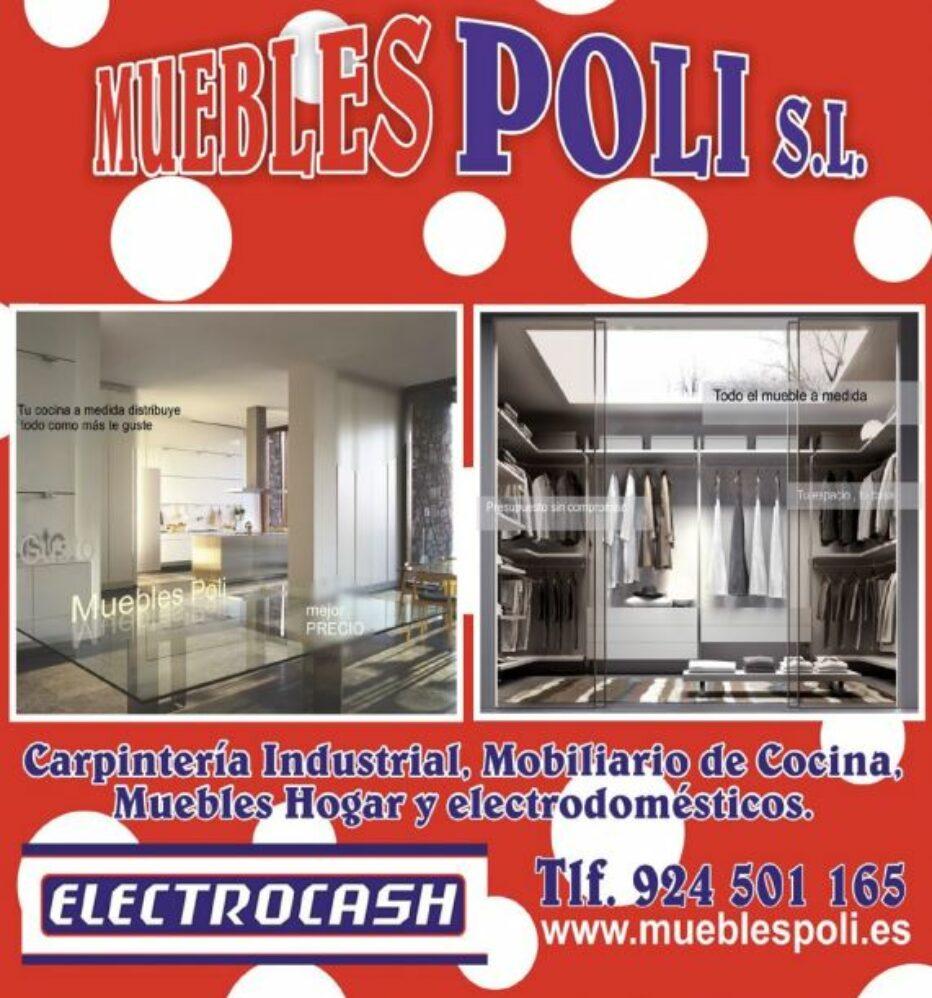 Muebles Poli -Electrocash