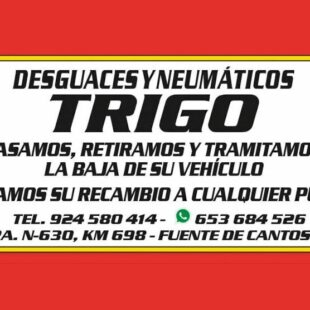 Desguaces y Neumáticos TRIGO