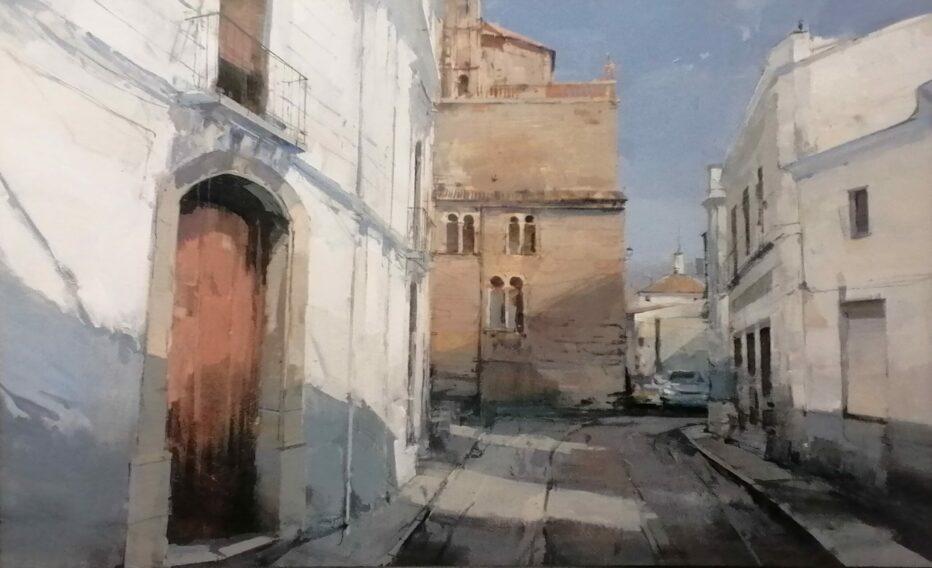 Fallo Premio de pintura rápida Nicolás Megía – 2021
